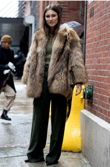 The Best Of The Street Style Of NYFW Fall 2017