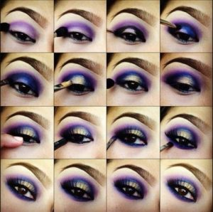 Eye Shadow Application Tips