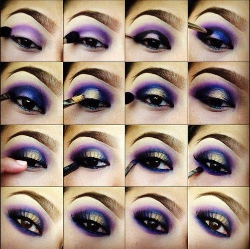 Eye Shadow Application Tips