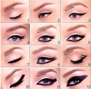 Eyeliner Application Tips