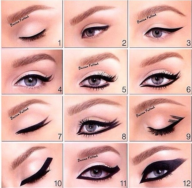 Eyeliner Application Tips | How To Put On Liquid Eyeliner