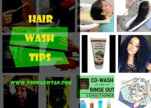 Hair Wash Tips