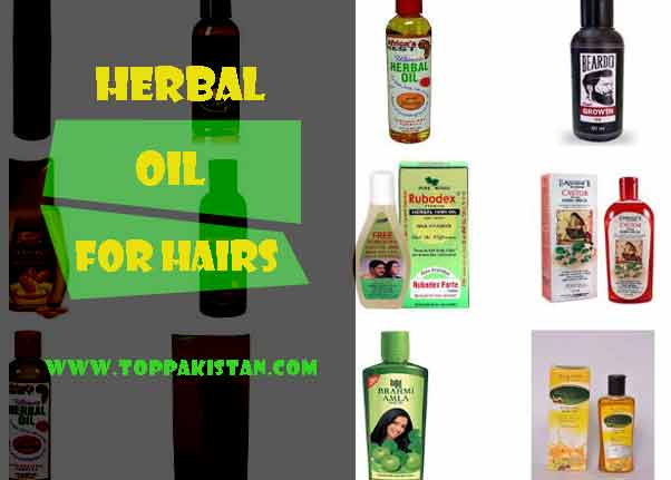 Herbal Oil For Hairs