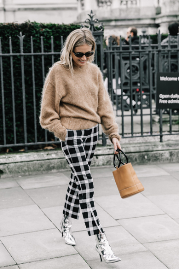 Top 10 Most Inspirational Street Style Of London Fashion Week