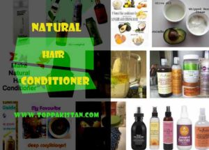 What is Natural hair conditioner