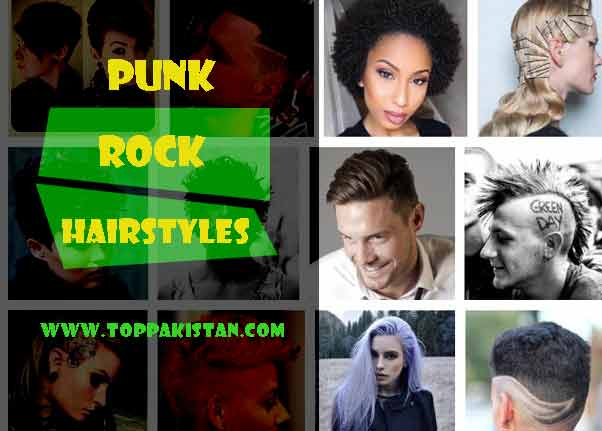 Punk Rock Hairstyles 2017