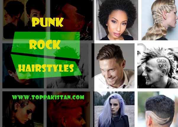 Punk Rock Hairstyles 2017