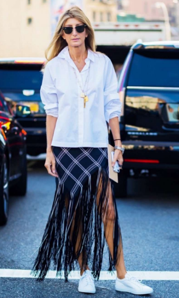 Maxi Skirt Dress