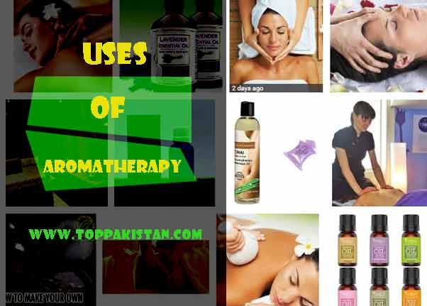 Aromatherapy Guide, Uses of Aromatherapy
