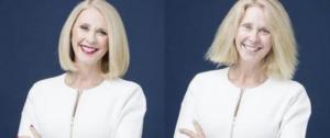 An Australian TV Host Leaves Makeup
