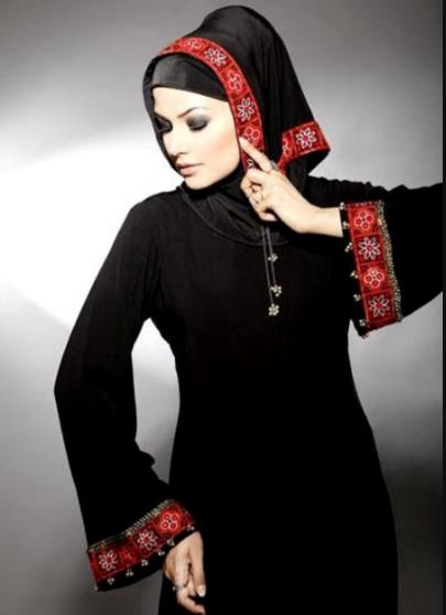 2017 Simple Abaya designs