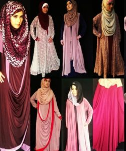 Abaya of hijabeaze by Urooj Asif