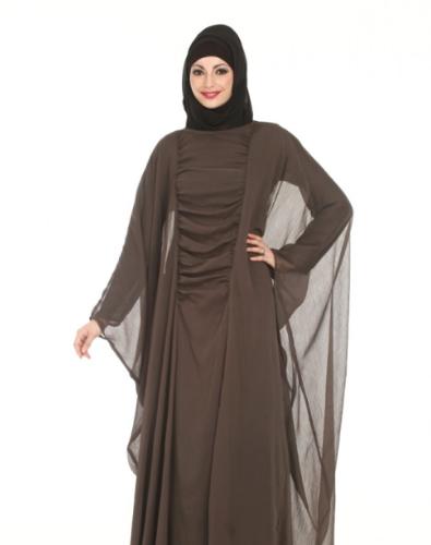 Simple Abaya designs 2017 and 2018