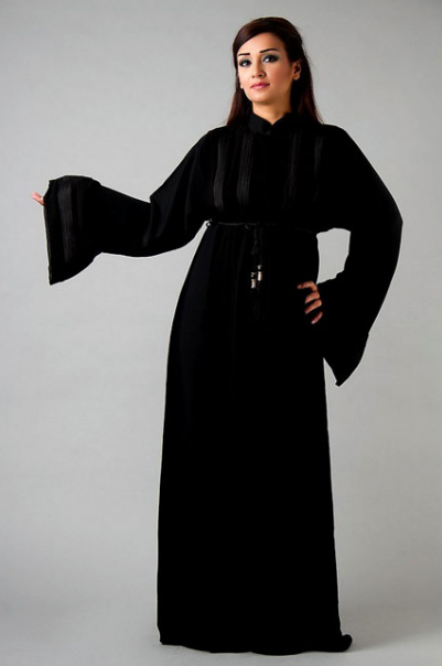 """Simple Abaya designs"""