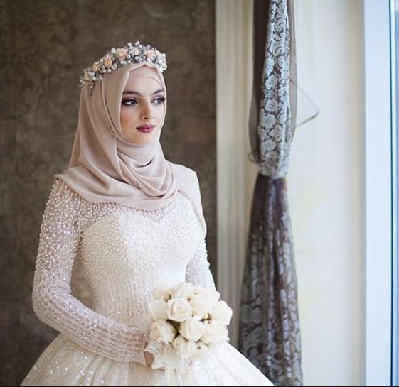 Hijab for Wedding