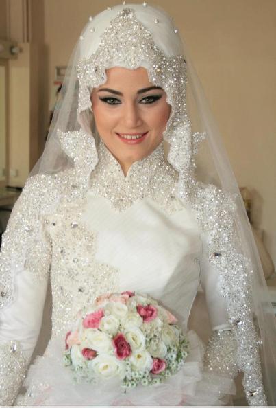new Hijab for Wedding