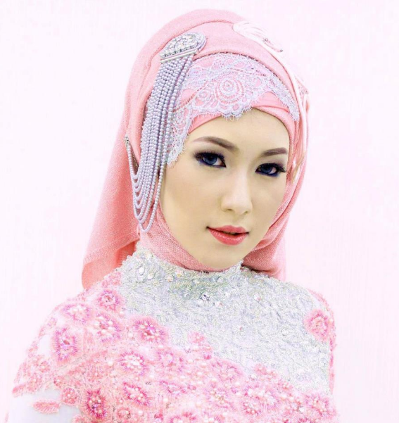 Hijab for Wedding 2017