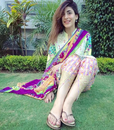 Pakistani Hot Actress 2017