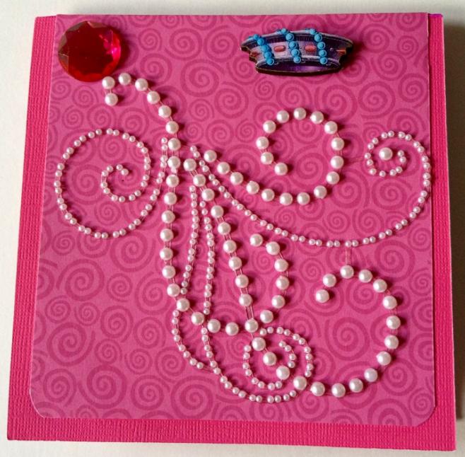 Best Eid card designs handmade 2017