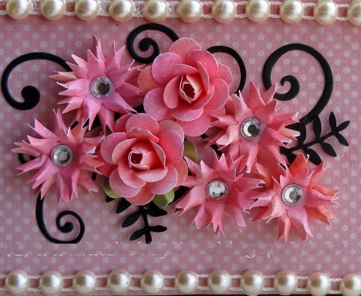 Beautiful Eid card designs handmade