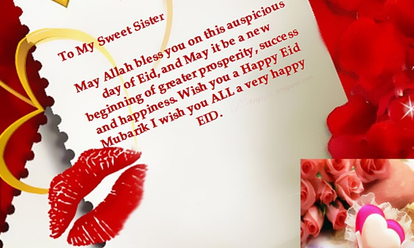 Happy eid quotes for girlfriend 2017