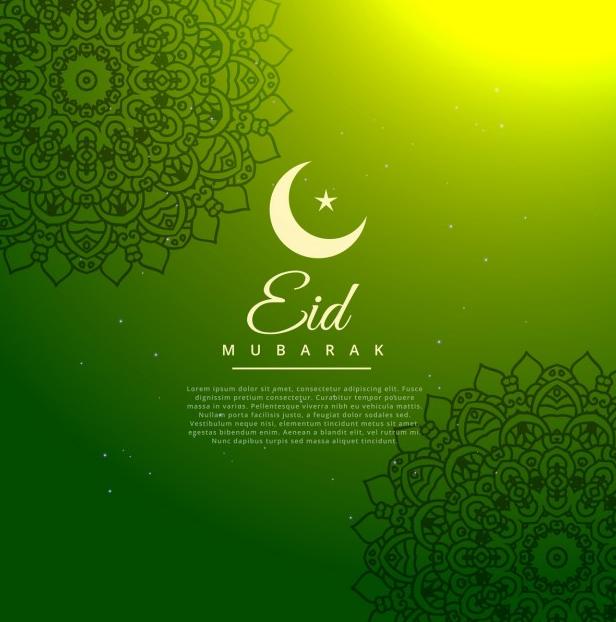 BEST  images of eid mubarak