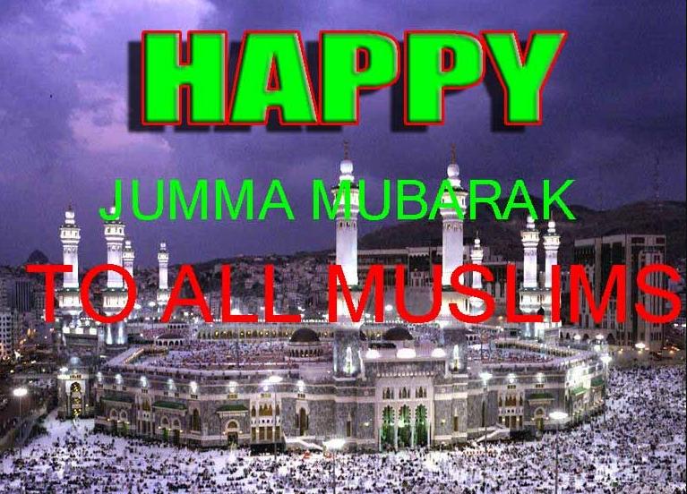 Good Juma mubarak