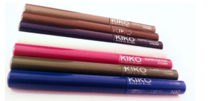 Kiko liquid Eyeliner Review