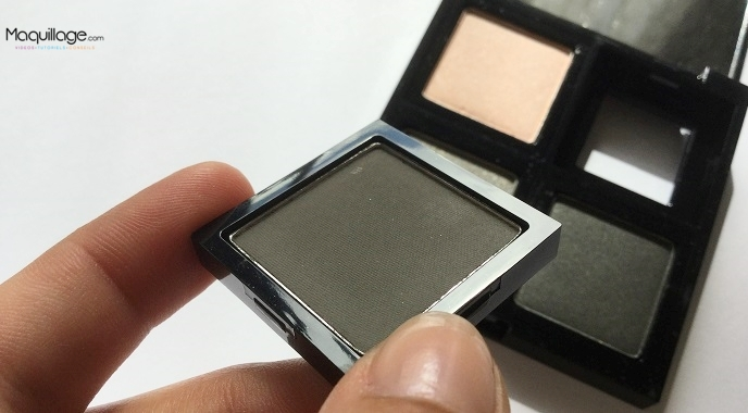 Body Shop Down To Earth Eyeshadow Review