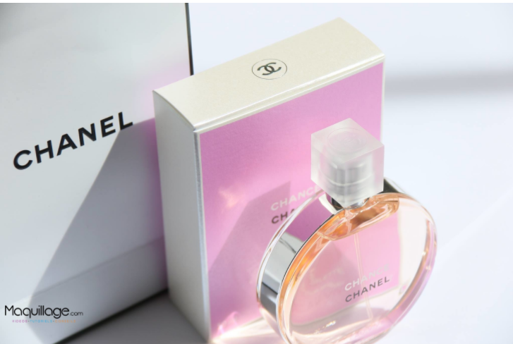 Chanel Chance Eau Vive Review