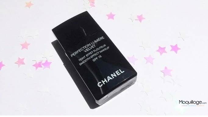 Chanel Velvet Foundation Reviews