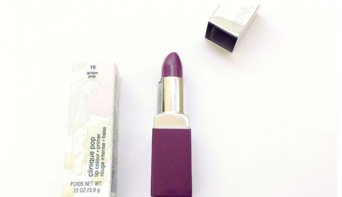Clinique Plum Pop Lipstick Review