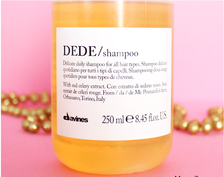 Davines Dede Shampoo Review