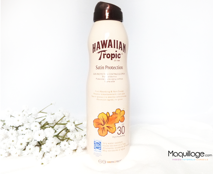 Hawaiian Tropic Tanning Lotion Review