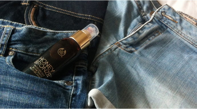 Honey Bronze Body Shop Review