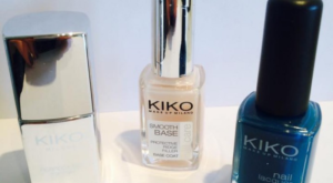 Kiko Gel Look Top Coat Review