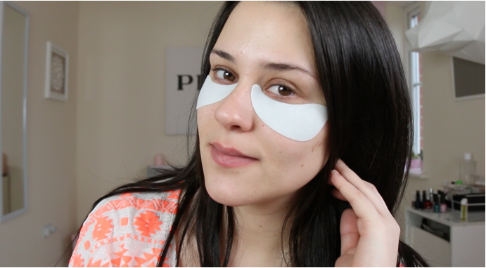 Klorane Cornflower Eye Patches Review
