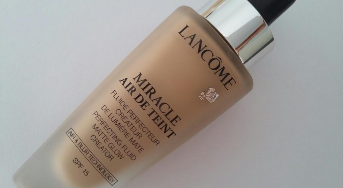 Lancome Miracle Air De Teint Review