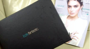 Look Fantastic January 2017 Beauty Box Review