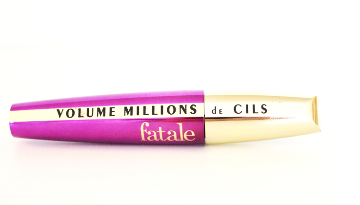 L'oreal Volume Million Lashes Fatale Review