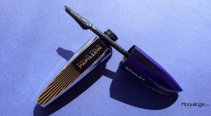 L'oreal Voluminous Butterfly Mascara Review
