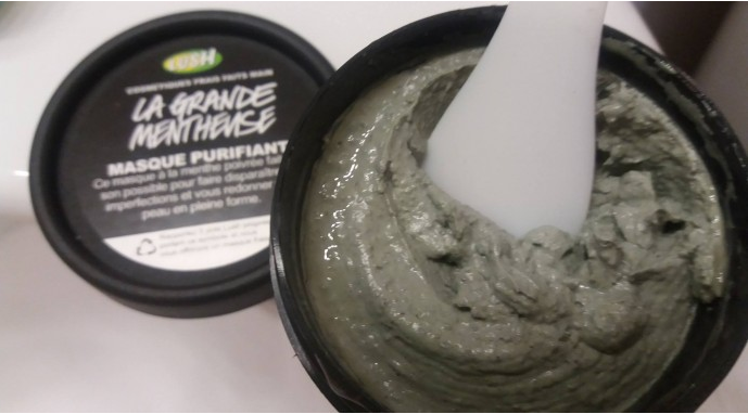 Lush Mask Of Magnaminty Self Preserving Review