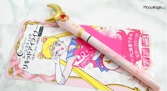 Sailor Moon Eyeliner Review