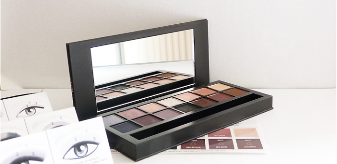 Smashbox Double Exposure Travel Palette Review