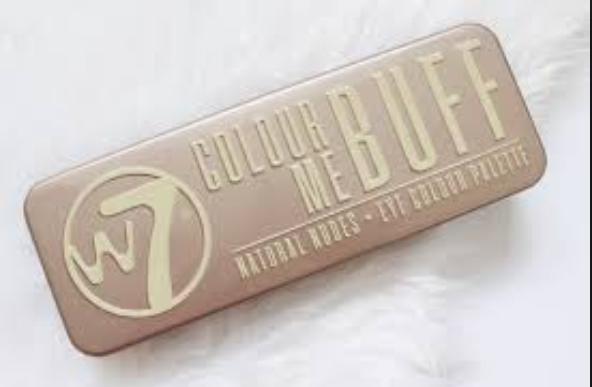 W7 Colour Me Buff Review