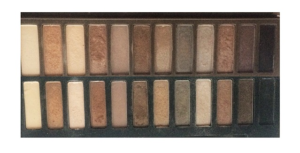 W7 In The Buff Palette Review
