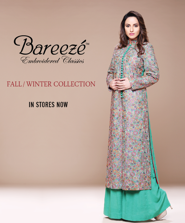 Bareeze Lawn Collection 2018