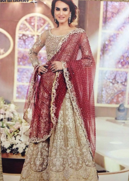 Nadia Hussain Summer Collection 2019