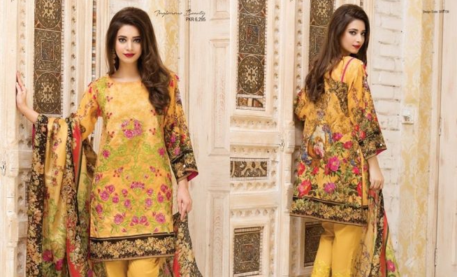 Warda Lawn Prints Summer Collection 2018 for Women