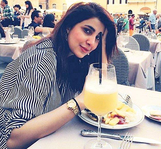 Areeba Habib Career